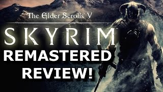 Skyrim Remastered Special Edition Review! (PS4/Xbox One)