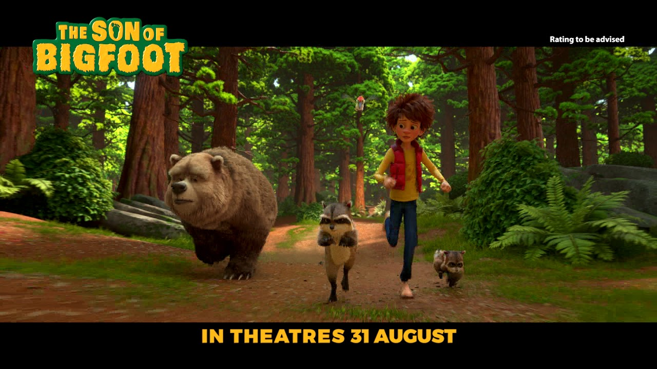 Download The Son of Big Foot Official Trailer