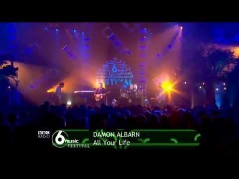 Damon Albarn  BBC Radio 6 Music Festival 2014