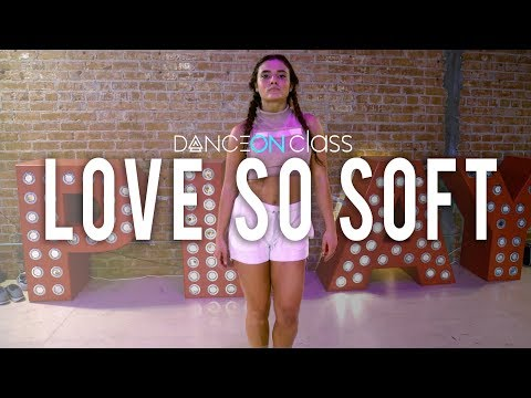 Kelly Clarkson - Love So Soft | Blake McGrath Choreography | DanceOn Class