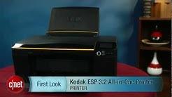 Kodak ESP 3.2 All-in-One Printer (video) - First Look