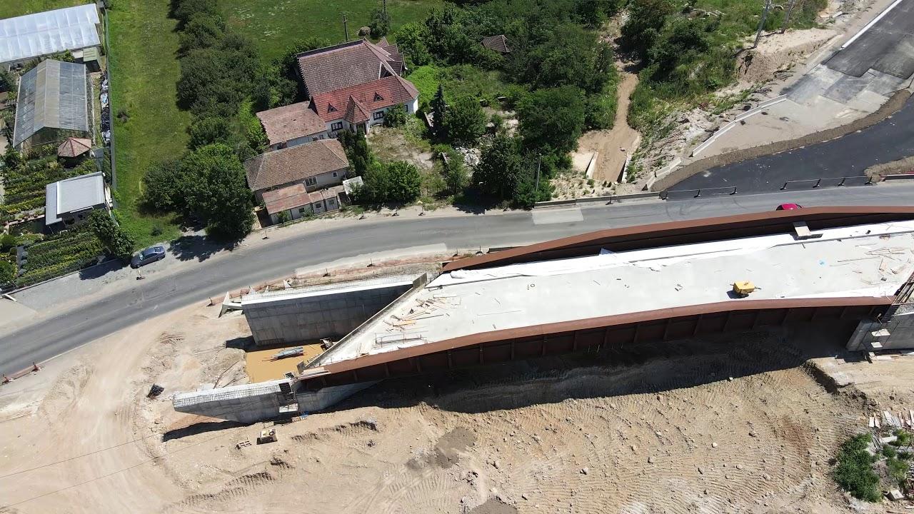 Autostrada A10 Sebes Turda, lotul 1, nodul rutier Alba Iulia Nord, 060720
