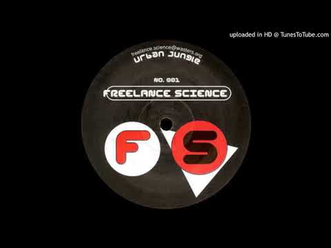 Freelance Science - Can You Feel That Funk