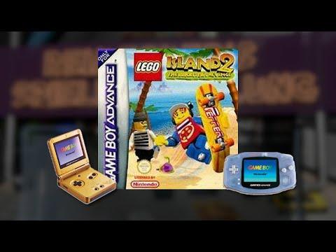 Gameplay : LEGO Island 2: The Bricksters Revenge [Gameboy Advance]