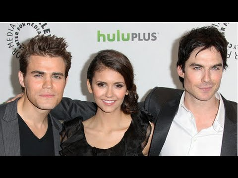cast of vampire diaries dating