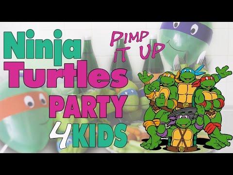 How To Turn Everything Into Ninja Turtles  Diy  Mamiblock Der Mami Blog