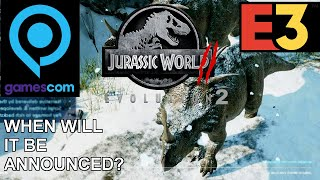 ! .  Jurassic World Evolution 2