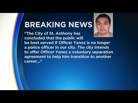 Jeronimo Yanez Fired By St. Anthony Police