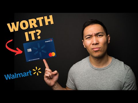 REVAMPED: Walmart Rewards Mastercard Review (2019)