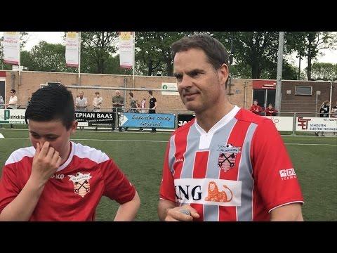 Frank de Boer over de kansen van Ajax en zijn eigen toekomst