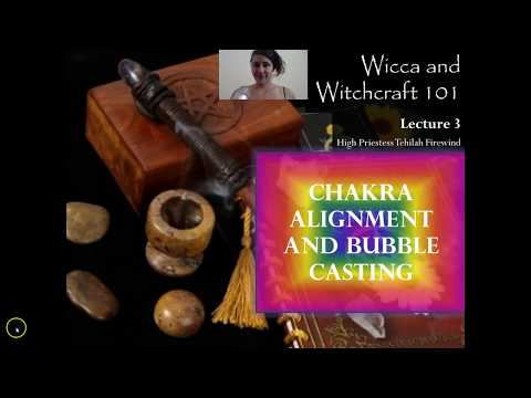 Wicca and Witchcraft 101   Lecture 3