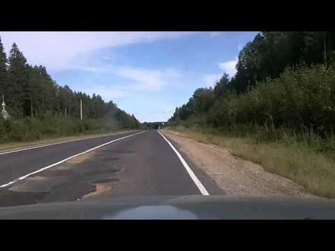 """Р-7 - """"Сухона""""- Р-157 - Великий Устюг (2 часть)"""