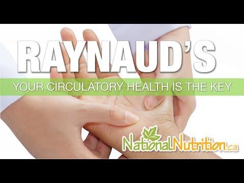 can deficiencies in diet cause raynauds disease?