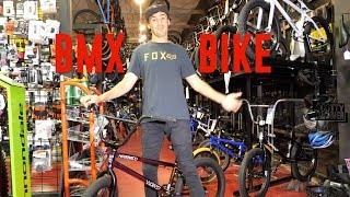 HOW TO BUY A BMX BIKE