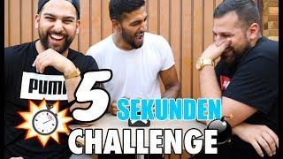 Heftigste 5 SEKUNDEN CHALLENGE !! ⏰💣 | Good Life Crew