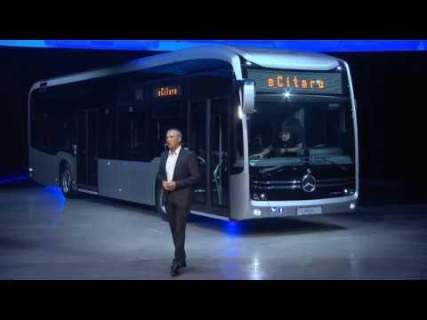Vorschau Mercedes-Benz eCitaro