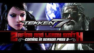Tekken 7 - Leroy Smith & Zafina Reveal Trailer