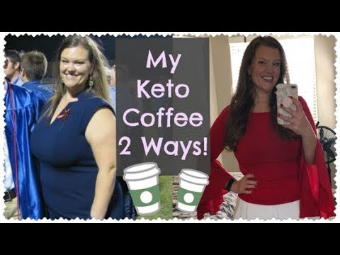 my-keto-coffee---2-ways!