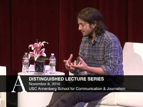 Distinguished Lecture Series on Latin American Arts and Culture  Diego Luna