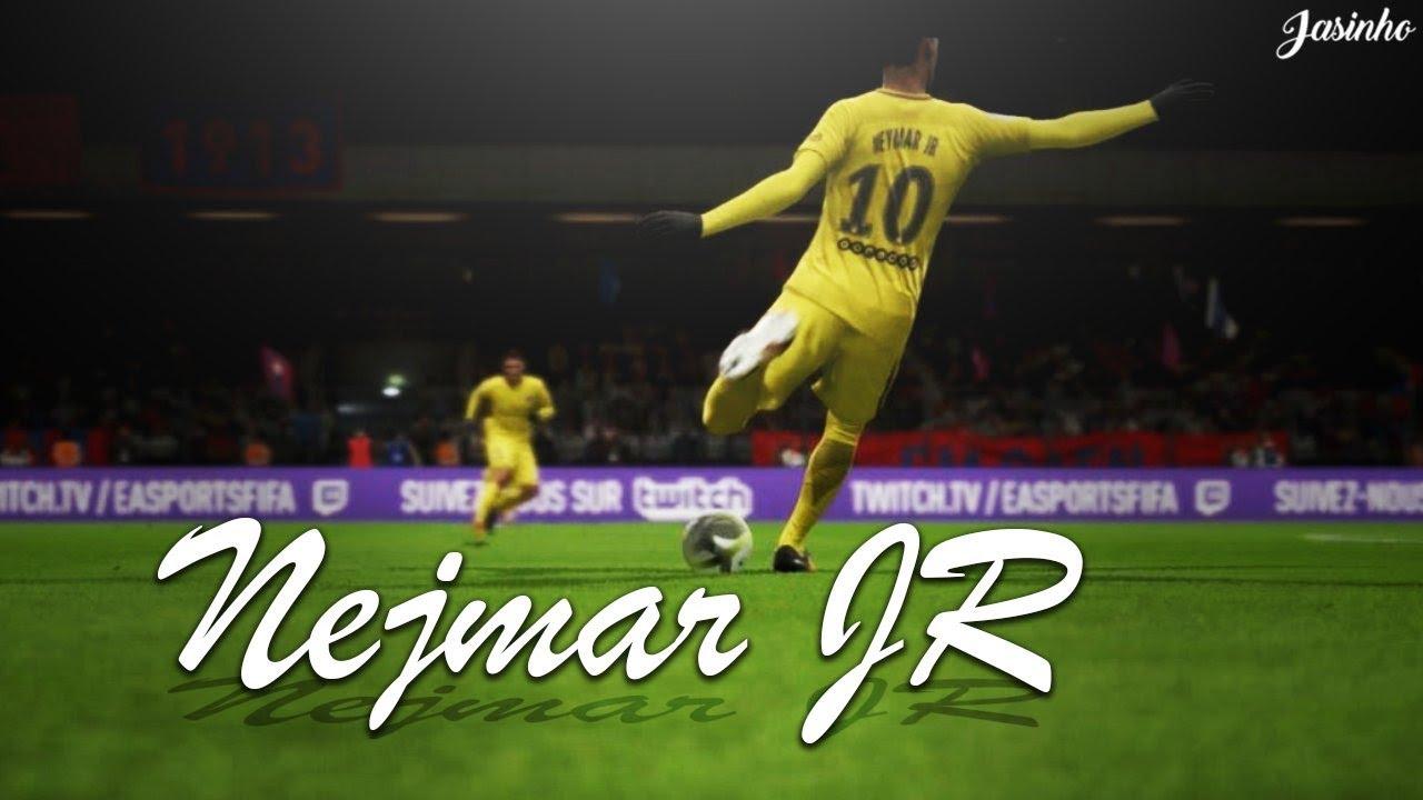 innowacyjny design Cena hurtowa aliexpress Neymar Jr - FIFA 18 Skills & Goals Ft. Nike Mercurial Vapor XI Fg