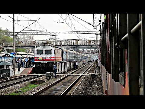 Jabalpur To Maihar Complete Train Journey || Onboard JBP MUV Express || Journey Compilation - I.R