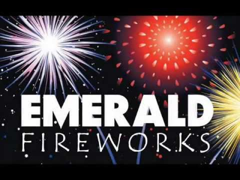 Emerald Fireworks Wedding Display Sep2017 Co Louth
