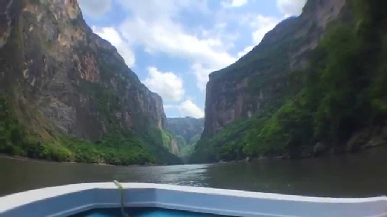 Chiapas 02 Ca U00f1on Del Sumidero Recorrido Hasta La Presa De