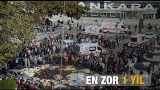 Ankara saldırısı mağdurlarının en zor bir yılı