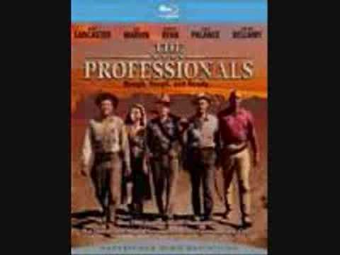 Great Western Movie Themes : The Professionals