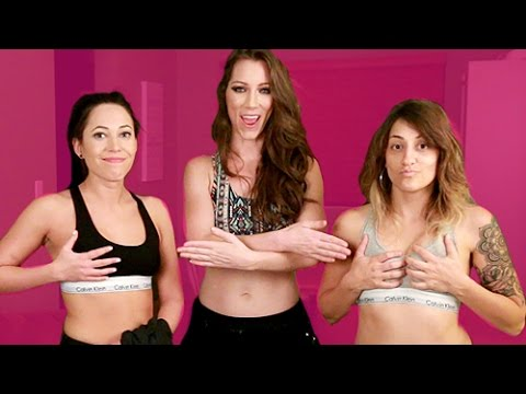 WATCH These Women Embrace Their Small Boobs! | Arielle Scarcella, ElloSteph, Eveleena from YouTube · Duration:  3 minutes 19 seconds