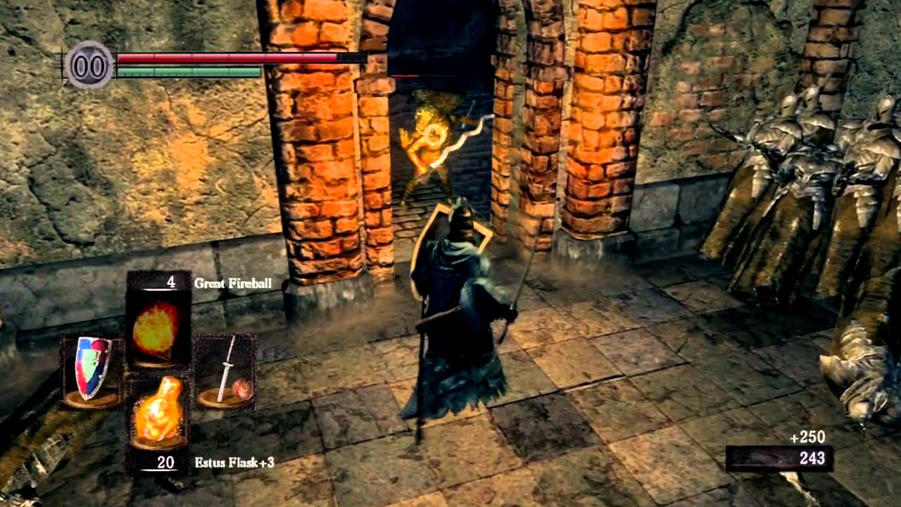 Dark Souls: Covetous Gold Serpent Ring [HD] - YouTube