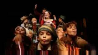 Mathew Waters as The Artful Dodger - Oliver! The Musical 2002 Sydney Australia