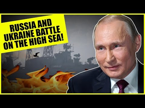 Disaster Between Russia And The Ukraine! U.S. Mexico Border Rushed!