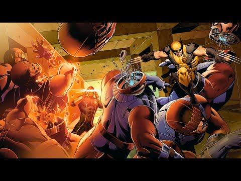 X-Men : Schism Comic Dub #1