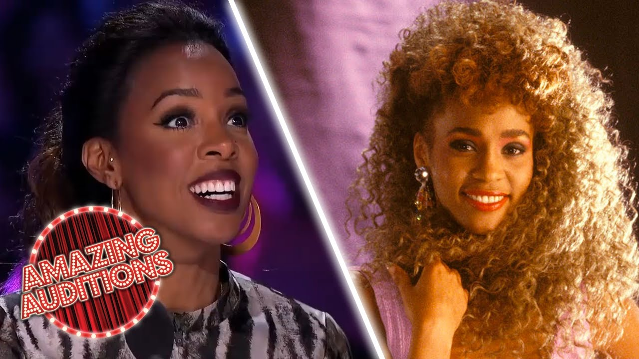 TOP 3 WHITNEY HOUSTON Covers On X Factor, Got Talent and Idols Around The World | Amazing Auditions