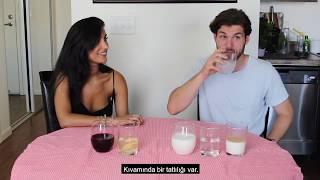 Yabancılar Türk İçeceklerini Deniyor | Bay Areans React to Turkish Drinks | Drinking Roulette