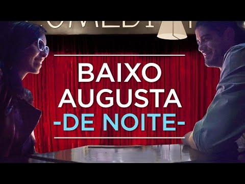 ROLÊ PELA AUGUSTA DE NOITE | São Paulo