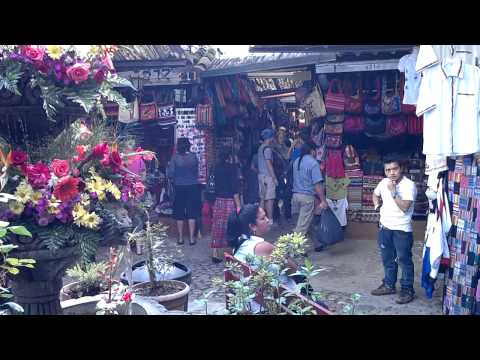 Free Day: Shopping at the Market in Antigua
