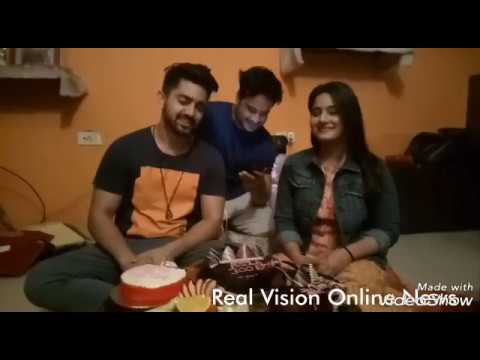 Adiza Avneil Naamkaran 300 episodes celebration Real Vision online News thumbnail