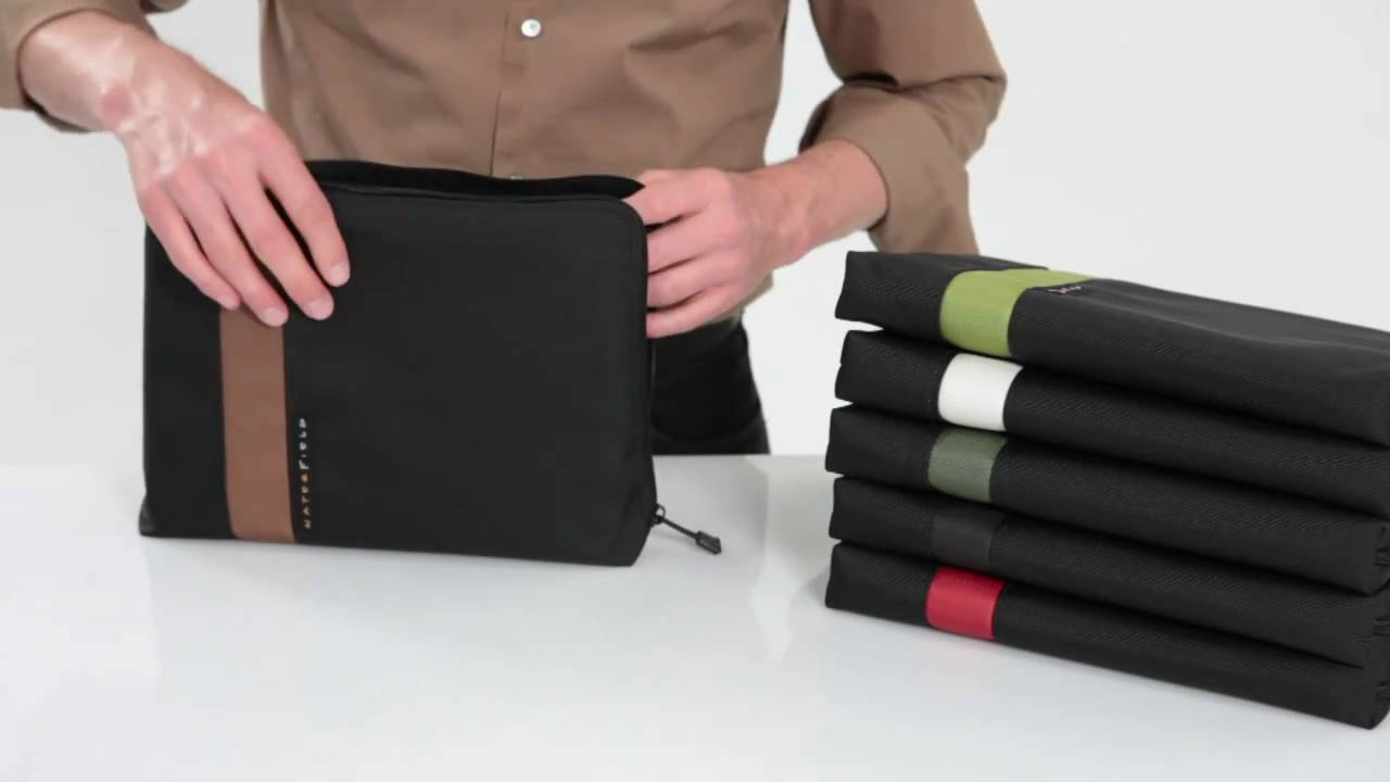 iPad Travel Express Case - WaterField Designs - iPad and Wireless Keyboard Portable Bag - SFBags.com