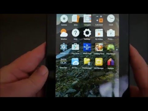 $50 Amazon Fire Tablet Sparin Tempered Glass
