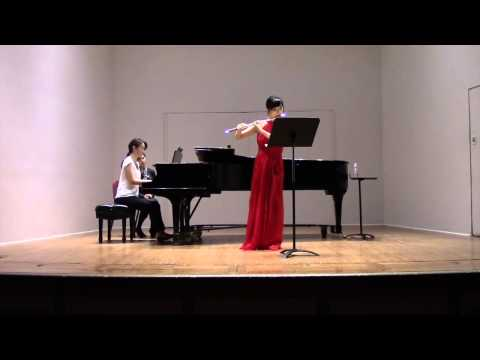 J.S. Bach - Flute sonata in E Major, BWV 1035