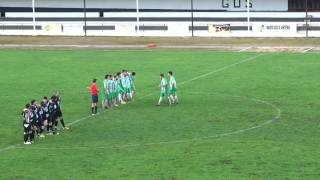 Grandes Penalidades da Meia-Final da Taça Dinis Vital da AF Évora