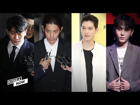 Roundup of Seungri, Jung Joon-young, Yong Jun-hyung,  Lee Jong-hyun Sex Video Scandal