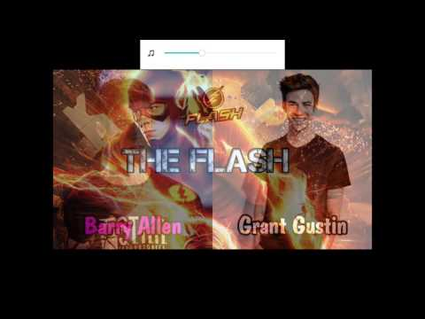 The flash then and now 2017