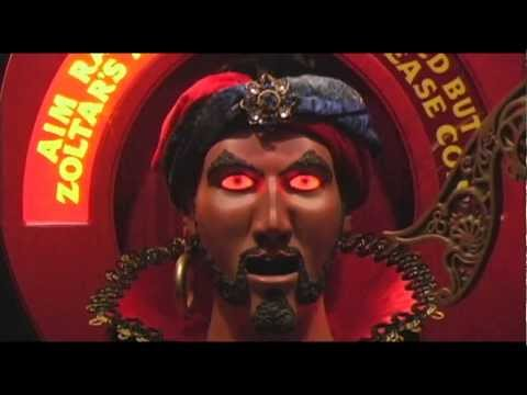 "Replica ""Zoltar Speaks"" Fortune Teller Demo (inspired by 1988 film ""big"")"