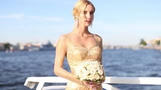 Эксклюзивное свадебное платье, свадебное ателье VIRTU ATELIER