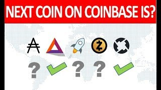NEXT COIN ON COINBASE IS? - STELLAR vs CARDANO vs ZCASH?