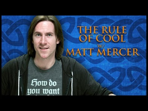 The Rule of Cool! (Game Master Tips)