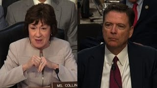 Comey: I asked friend to leak memo content